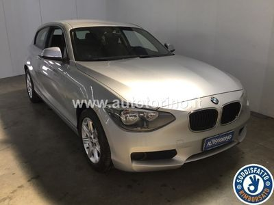 used BMW 116 SERIE 1 (3 PORTE) d Joy 3p