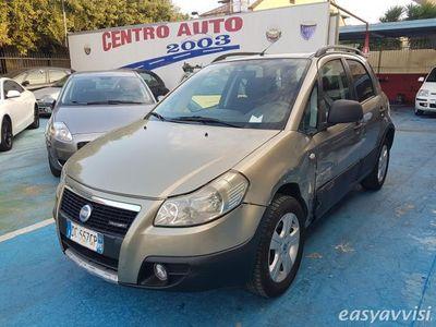 usata Fiat Sedici 1.9 mjt 4x4 emotion diesel