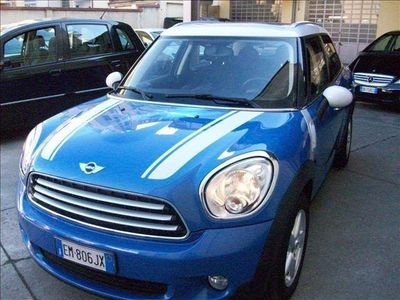 brugt Mini One D AUTOMATICO TETTO E NAVI rif. 11377210