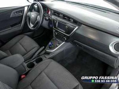 usata Toyota Auris 1.8 Hybrid Active Eco Elettrica/Benzina
