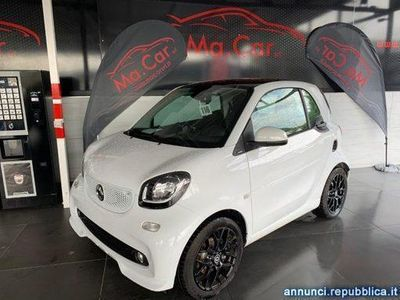 usata Smart ForTwo Coupé 90 0.9 Turbo twinamic Passion