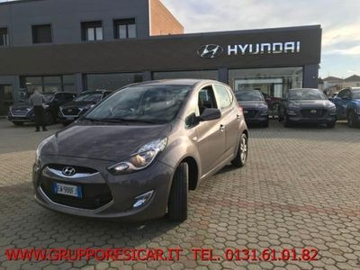 usata Hyundai ix20 1.4 CRDI 90 CV Comfort KM CERTIFICATI rif. 10369561