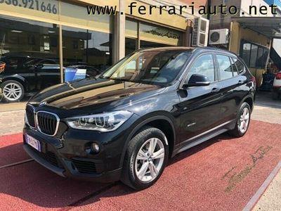 usata BMW X1 sDrive18d Business PACCHETTO MANUTENZIONI