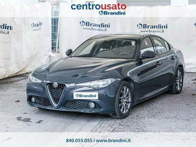usata Alfa Romeo Giulia 2016 2.2 tds Super 180cv auto