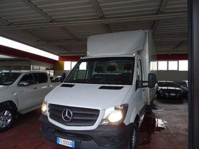 gebraucht Mercedes Sprinter T43/35 414CDI CabinatoAlluminio+Sponda caricatrice rif. 11284918