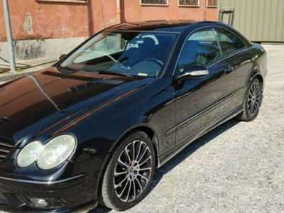 usata Mercedes CLK270 CDI cat Avantgarde