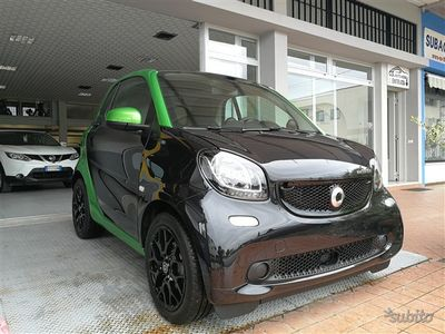 brugt Smart ForTwo Electric Drive EQ Passion - Km 7.800