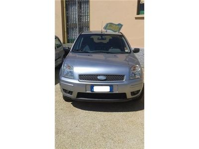 used Ford Fusion 1.6 TDCI 5P, GREY