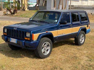 usata Jeep Cherokee 2.5 TD 5 porte Command-Trac Classic