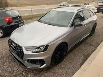 usata Audi RS4 Avant 4 2.9 TFSI quattro tiptronic usato