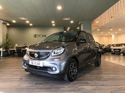 brugt Smart ForFour Electric Drive Prime NeoPatentato