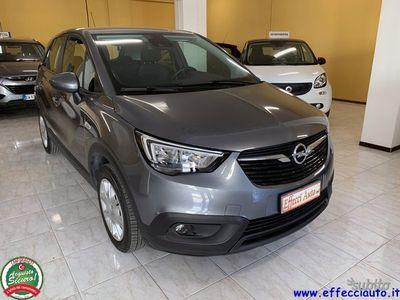 usata Opel Crossland X 1.6 Ecotec Advance 100cv