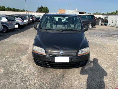 usata Fiat Multipla 1,9 multijet anno 2006 120cv