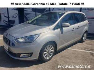 usata Ford Grand C-Max 7 Posti 2.0 TDCi 150CV Start&Stop prezzo offerta