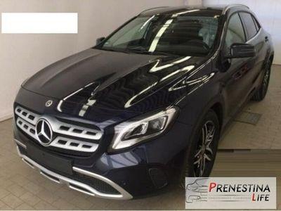 gebraucht Mercedes GLA180 d Sport*led*pelle*garanzia ufficiale merecedes*