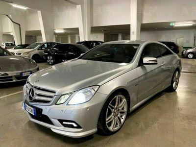 usata Mercedes 220 Classe E CoupéCDI Coupé BlueEFFICIENCY Executive usato