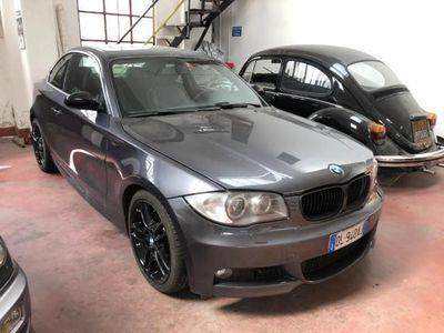 usata BMW 123 Coupé 1er
