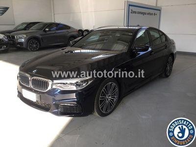 usata BMW 520 SERIE 5 BERLINA d Berlina M Sport