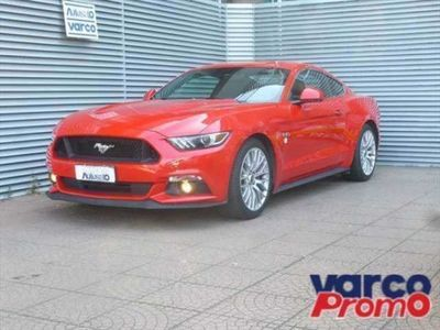 usata Ford Mustang GT coupe 5.0 tivct v8421cv auto