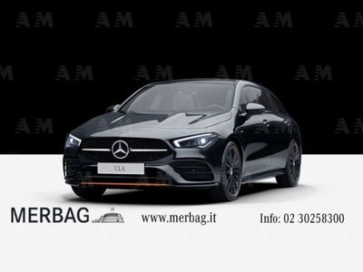 usata Mercedes CLA250 Shooting Brake Automatic 4Matic Shooting Brake Premium nuova a Milano