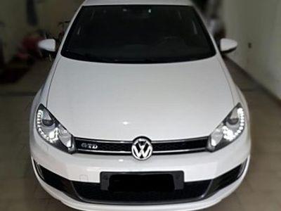 usata VW Golf VI Golf 2.0 TDI 170CV DPF 5p. GTD