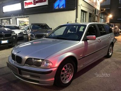 used BMW 320 Serie 3 (E46) turbodiesel cat Touring