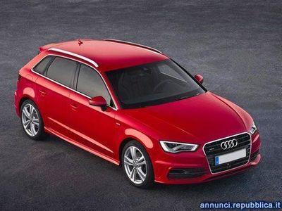 usado Audi A3 SPB 2.0 TDI 184 CV - quattro S tronic - S LINE ! rif. 11820527