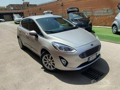 usata Ford Fiesta Titanium 1.1benz. Km12.000 - 2018