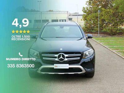usata Mercedes GLC220 d 4Matic Business