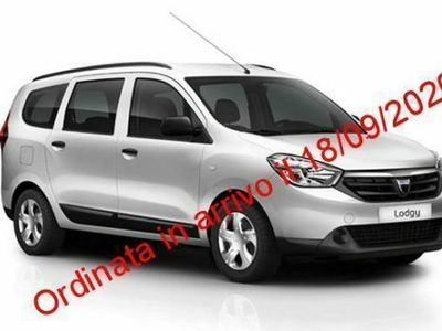 usata Dacia Lodgy 1.3 TCe 130CV FAP 7 posti Comfort