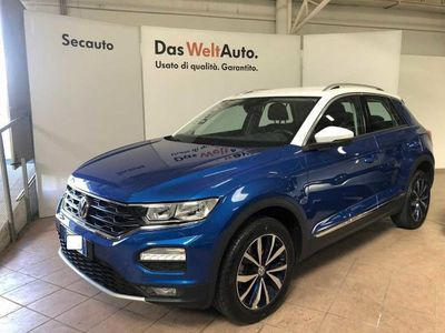 used VW T-Roc 1.5 TSI ACT Style BlueMotion Technology