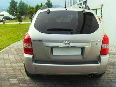 usata Hyundai Tucson 1ª serie 2.0 CVVT 16V BlueDrive GPL Active