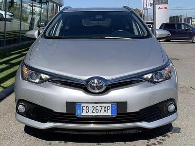 used Toyota Auris Touring Sports 1.6 D-4D Active