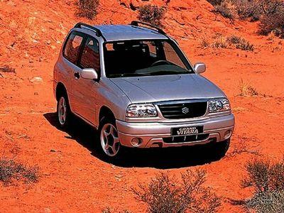 usata Suzuki Grand Vitara 1.6i 16V cat 3 porte GANCIO