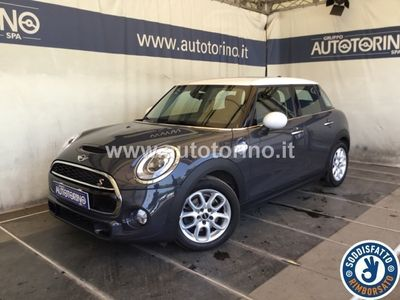 used Mini Cooper SD COOPER 2.0Business XL 5p auto