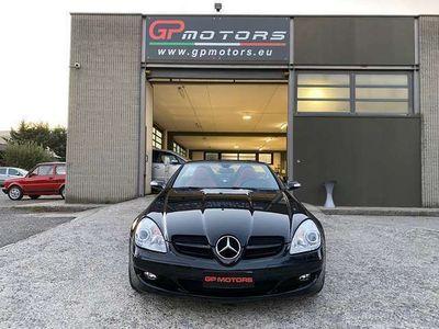 usata Mercedes SLK200 kompressor PELLE CARTIER ! NAVIGATORE ! BELLISSIMA