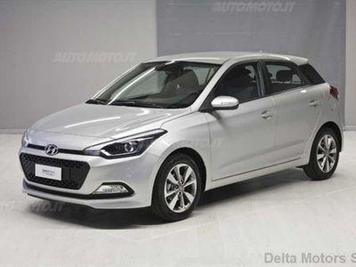 usata Hyundai i20 1.1 CRDi 12V 5 porte Comfort