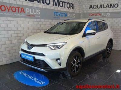 usado Toyota RAV4 Hybrid 2WD Style del 2016 usata a San Severo