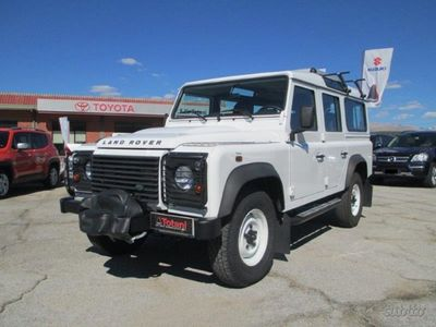 brugt Land Rover Defender 110 2.2 TD4 Station Wagon N1 del 2013 usata a L'Aquila