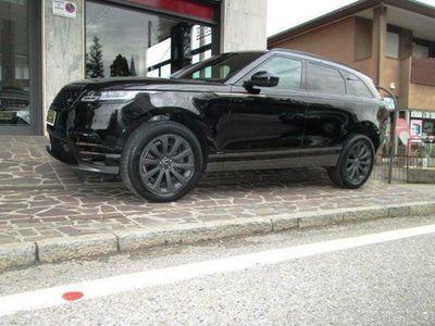 usata Land Rover Range Rover Velar 2.0D i4 240 CV R-DYNAMIC, UFFICIALE, TAGLIANDATA