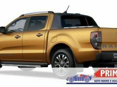 usata Ford Ranger MY21 2.0 TDCi 170 XLT Doppel-Kab. AHK. Navi. Klim
