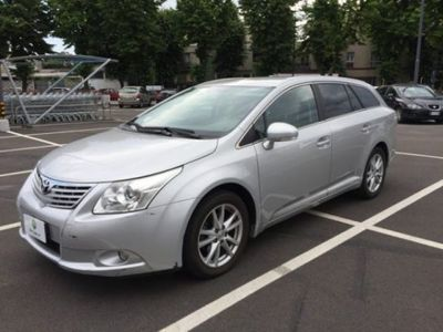 used Toyota Avensis 2.0 D-4D Wagon Sol Plus