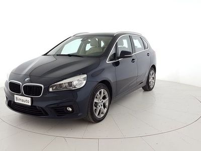 used BMW 218 Active Tourer Serie 2 Active Tourer d xDrive Luxury