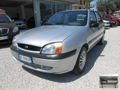 usata Ford Fiesta 1.2 16V 5P Zetec