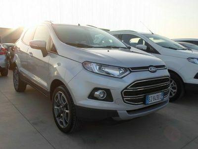 used Ford Ecosport 1.5 TDCi 90 CV Titanium