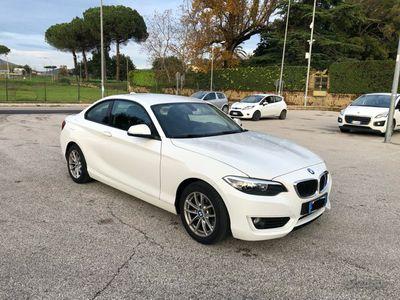 usata BMW 220 d Coupé