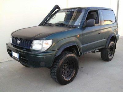 usata Toyota Land Cruiser 3.0 TD 125cv 3p. KZJ90