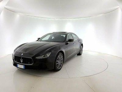 usata Maserati Ghibli 3.0 V6 ds 250cv auto my16 E6