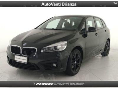 usata BMW 220 Serie 2 Active Tourer i Advantage del 2017 usata a Desio