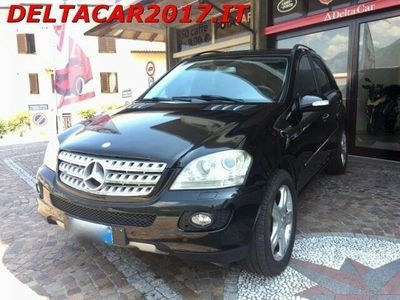 second-hand Mercedes ML320 CDI Sport